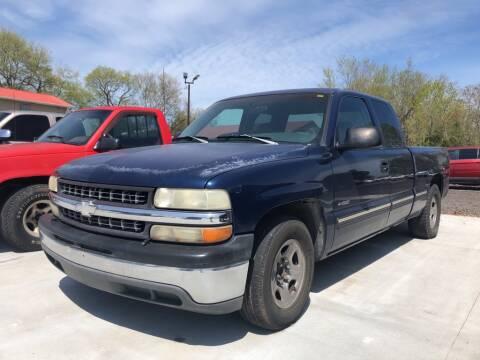 1999 Chevrolet Silverado 1500 for sale at Wolff Auto Sales in Clarksville TN
