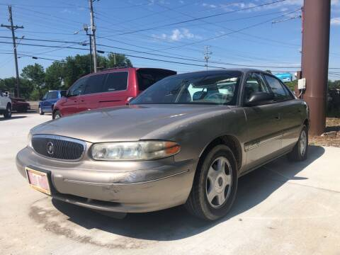 1998 Buick Century for sale at Wolff Auto Sales in Clarksville TN