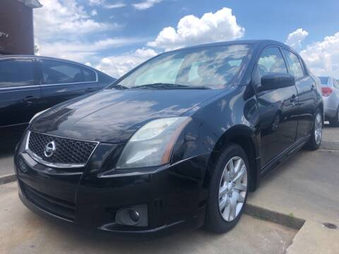 2011 Nissan Sentra for sale at Wolff Auto Sales in Clarksville TN