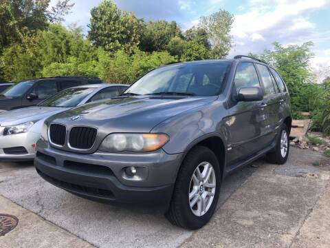 2006 BMW X5 for sale at Wolff Auto Sales in Clarksville TN