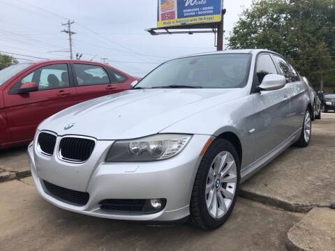 2011 BMW 3 Series for sale at Wolff Auto Sales in Clarksville TN