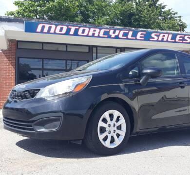 2012 Kia Rio for sale at Wolff Auto Sales in Clarksville TN