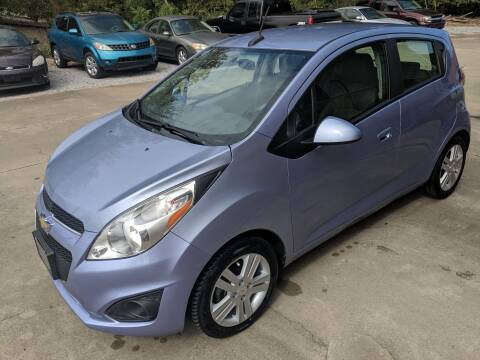 2014 Chevrolet Spark for sale at Wolff Auto Sales in Clarksville TN