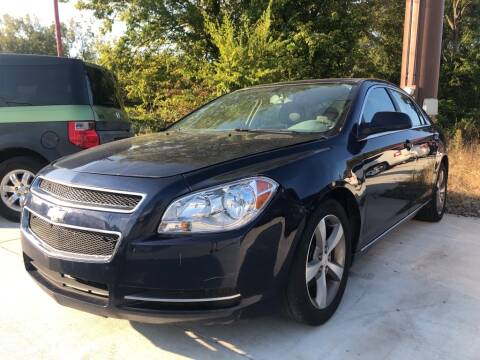 2011 Chevrolet Malibu for sale at Wolff Auto Sales in Clarksville TN