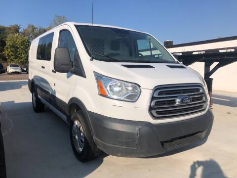 2015 Ford Transit Cargo for sale at Wolff Auto Sales in Clarksville TN