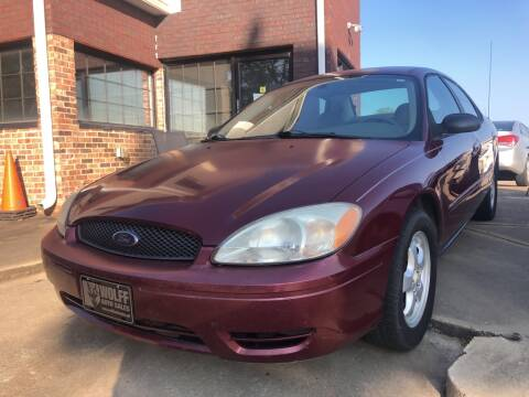 2006 Ford Taurus for sale at Wolff Auto Sales in Clarksville TN