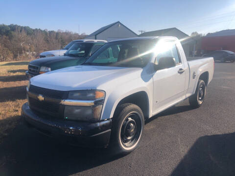 2006 Chevrolet Colorado for sale at Wolff Auto Sales in Clarksville TN