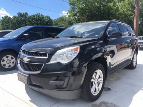 2012 Chevrolet Equinox for sale at Wolff Auto Sales in Clarksville TN