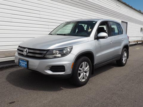2014 Volkswagen Tiguan for sale in Portsmouth NH