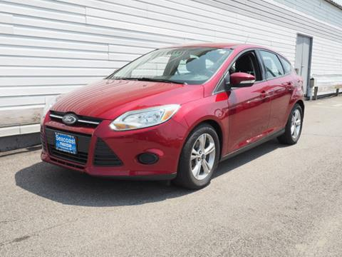 2014 Ford Focus for sale in Portsmouth NH
