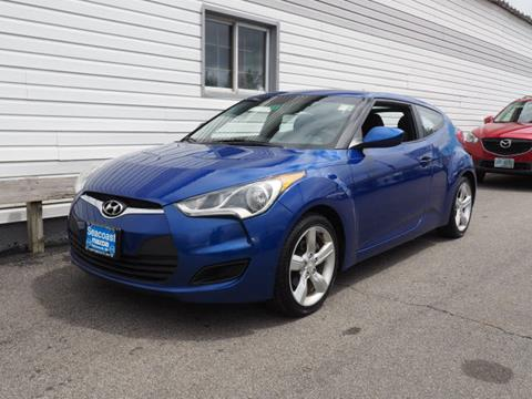 2012 Hyundai Veloster for sale in Portsmouth, NH