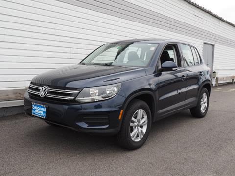 2014 Volkswagen Tiguan for sale in Portsmouth, NH