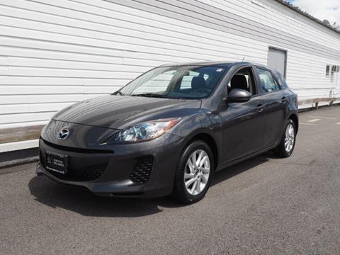2013 Mazda MAZDA3 for sale in Portsmouth NH