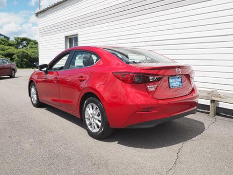 2016 Mazda MAZDA3 for sale in Portsmouth NH
