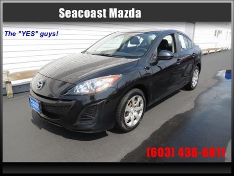 2010 Mazda MAZDA3 for sale in Portsmouth NH
