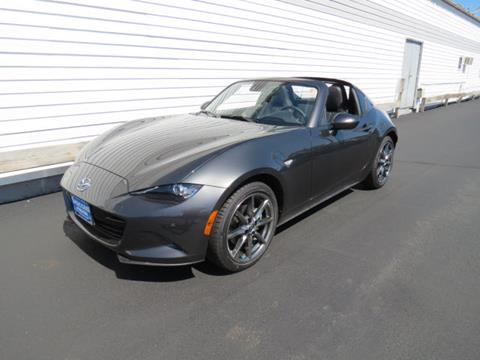 2017 Mazda MX-5 Miata RF for sale in Portsmouth NH