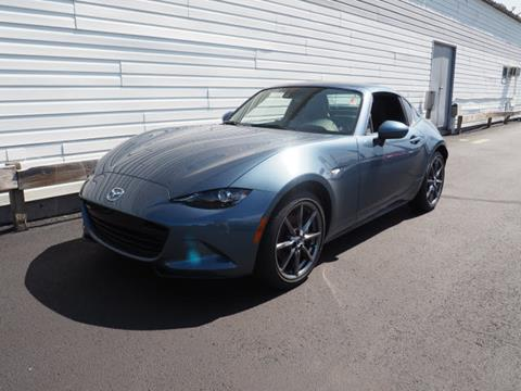2017 Mazda MX-5 Miata RF for sale in Portsmouth, NH