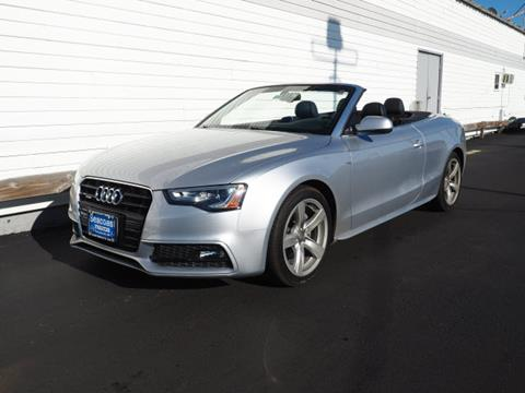 2015 Audi A5 for sale in Portsmouth, NH