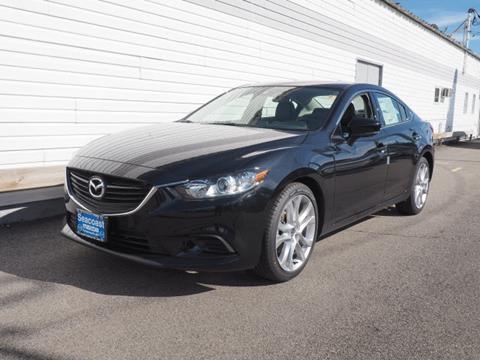 2017 Mazda MAZDA6 for sale in Portsmouth, NH