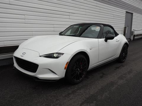 2016 Mazda MX-5 Miata for sale in Portsmouth NH