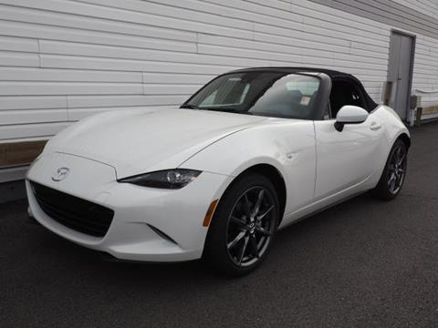 2016 Mazda MX-5 Miata for sale in Portsmouth, NH