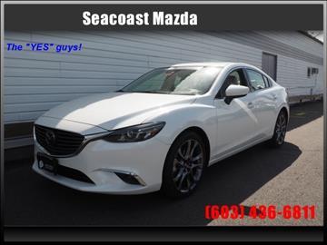 2016 Mazda MAZDA6 for sale in Portsmouth, NH