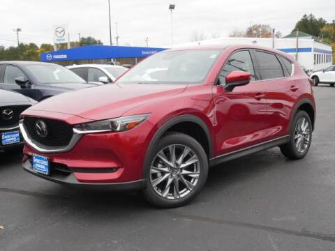 2021 Mazda CX-5 for sale at The Yes Guys in Portsmouth NH