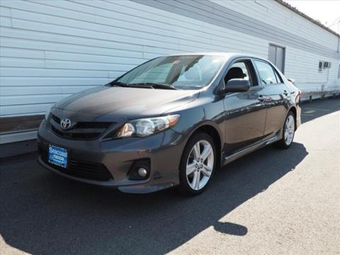 2013 Toyota Corolla for sale in Portsmouth NH