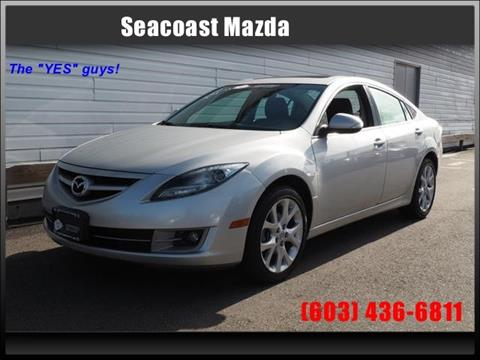 2013 Mazda MAZDA6 for sale in Portsmouth NH