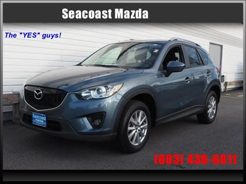 2014 Mazda CX-5 for sale in Portsmouth, NH