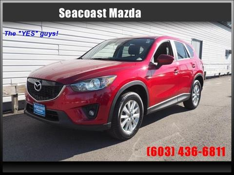 2014 Mazda CX-5 for sale in Portsmouth NH