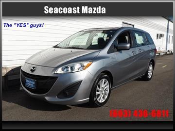 2012 Mazda MAZDA5 for sale in Portsmouth, NH