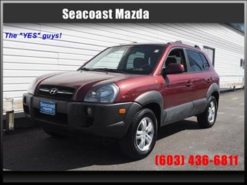 2007 Hyundai Tucson for sale in Portsmouth, NH