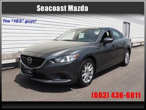 2015 Mazda MAZDA6 for sale in Portsmouth, NH