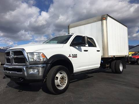 2014 RAM Ram Chassis 4500 4x4