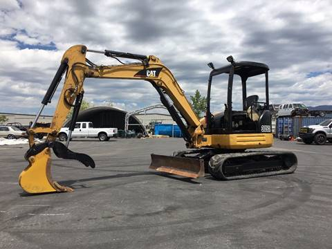 2005 Caterpillar 305 CR