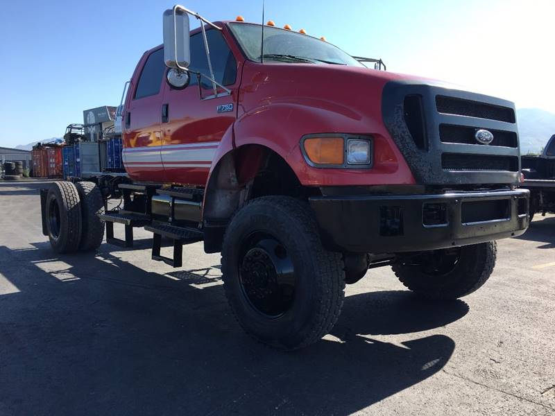 2004 Ford F-750  - Woods Cross UT