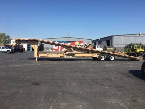 2017 Load Trail 30k lb 50' Gooseneck Full Tilt