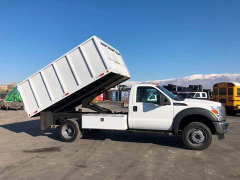 2012 Ford F-450 for sale in Woods Cross, UT