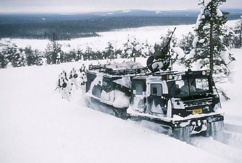 1988 SISU NASU NA140BT  - Woods Cross UT