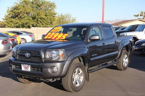 2011 Toyota Tacoma for sale in Hesperia, CA