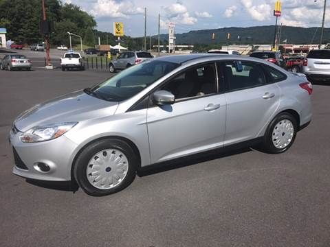 2013 Ford Focus for sale in Church Hill, TN