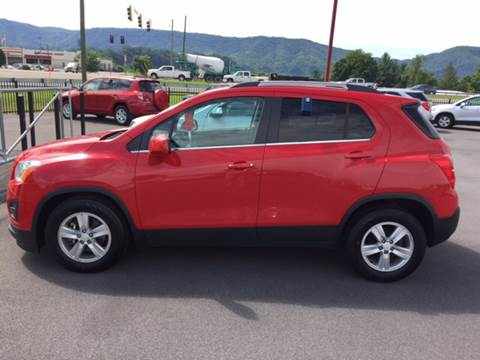2015 Chevrolet Trax for sale in Church Hill, TN