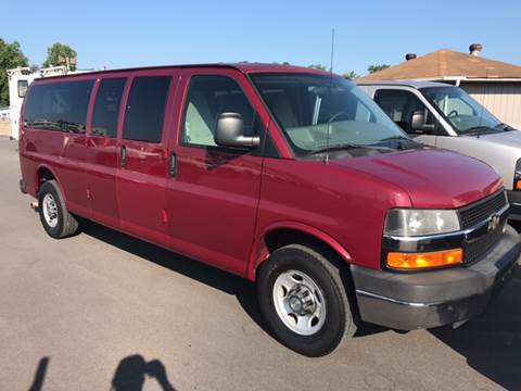 2009 Chevrolet Express Passenger for sale in Church Hill, TN