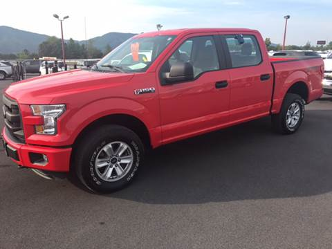 2015 Ford F-150 for sale in Church Hill, TN