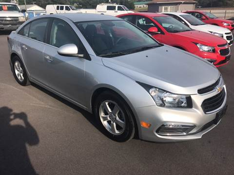 2016 Chevrolet Cruze Limited for sale in Church Hill, TN