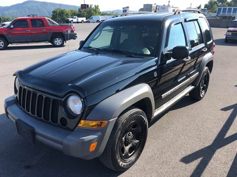 2005 Jeep Liberty for sale in Church Hill, TN