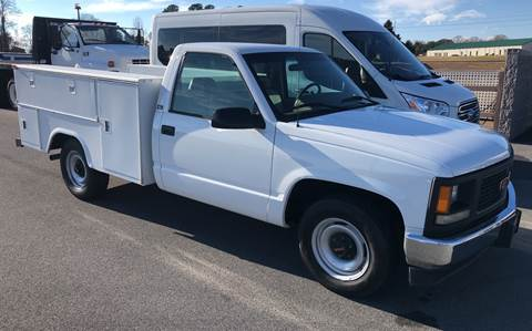 1995 GMC Sierra 2500 for sale in Church Hill, TN