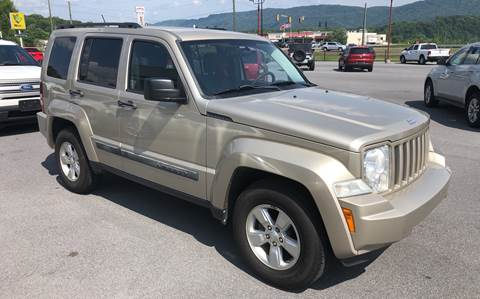 2010 Jeep Liberty for sale in Church Hill, TN