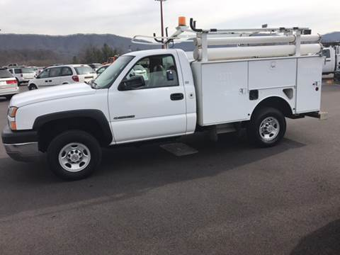 2005 Chevrolet Silverado 2500HD for sale in Church Hill, TN